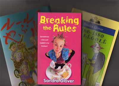 cover - Breaking the Rules with foreign translations