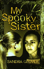 cover - My Spooky Sister